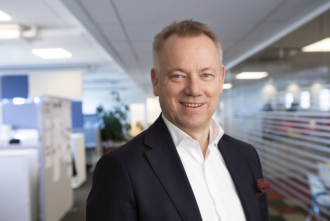 Johan Frilund will assume the role as new CEO at Vehco on March 1,